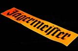 Jägermeister Likör, Aufkleber, Sticker, Aufkleber Orange