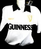 Guinness Beer Brauerei, Herren Polo Shirt, Arth Rugby 69 Cup, Gr. M (50)