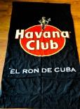 Havana Club Rum, Strandtuch Badelaken, Saunalaken, El Ron de Cuba