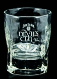 Original Jim Beam,Tumbler , Whiskeyglas Devils Cut