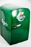 Carlsberg Bier Minikühlschrank, Kühler, Hochglanz, 220v/12v-Neuware