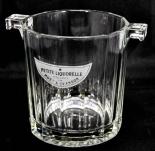 Moet Chandon, Champagner Eiswürfelbehälter, Glas, Petite Liquorelle
