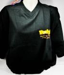 Dooleys Likör T-Shirt World best tasting V-Ausschnitt, schwarz Gr. L