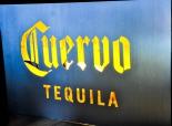 Cuervo Jose Tequila, LED Edelstahlfront Leuchtreklame, Leuchte