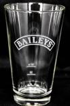Baileys Irish Cream Whiskey Longdrinkglas, Halbmond 2cl/4cl