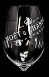 Moet Chandon, Imperial Champagner Glas, Ballonglas, Stölzle Lausitz