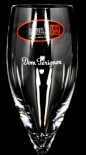 Dom Perignon, Champagner Glas, Flöte, Firma Riedel Qualität.