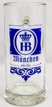 Hofbräu, Bier München, Bierseidel, Krug 0,5l Denver