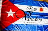 Ron Varadero, Banner, Flagge, Fahne, Horizontal, Blau