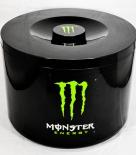 Monster Energy, 10l Eiswürfelkühler, Eisbox, Eiswürfelbehälter
