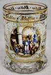 Veltins Bier Brauerei, Sammelglas, Bierglas 1987, limitiet