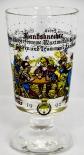 Veltins Bier Brauerei, Sammelglas, Bierglas 1992, limitiet, (1)