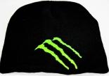 Monster Energy, Original Wollmütze Beanie schwarz