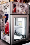 Red Bull Cola, Kühlschrank, Baby Cooler ECO LED, RBI-OBC1