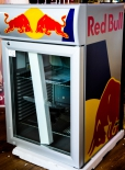 Red Bull Liebherr Big Eco LED Gastrokühlschrank 80 x 50 x 52cm