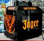 Jägermeister Likör LED Zapfanlage, Tap-Maschine, neuestes Modell.