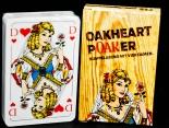Bacardi Oakheart Skatkarten / Pokerkartenspiel, Kumpelabend mit vier Damen!