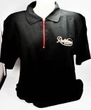Radeberger Bier, Herren Polo Shirt, schwarz, Gr.XL, sehr edel gestickt.