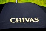 CHIVAS REGAL REGENSCHIRM WINDFIGHTER AC2, 116cm DM, TEFLONBESCHICHTUNG
