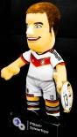 Original DFB Weltmeister Plüsch-Spielerfigur Thomas Müller