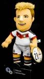 Original DFB Weltmeister Plüsch-Spielerfigur Marco Reuss