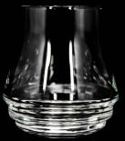 Glenfiddich Whiskey, Whisky, Tumbler mit Abstuffung im Boden.