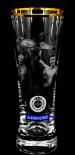 Warsteiner Bier Brauerei alkoholfrei, Pokalglas 0,2l, Klitschko Edition