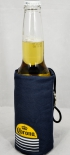 Corona Extra Bier, Bottle-Bag, Flaschenkühler, blau