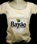 Bayao Caipirinha, T-Shirt, beige, Rundhals, Girly, Gr S