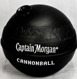 Captain Morgan, Rum, Original XXL Cannon Ball