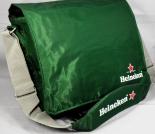 Heineken, Bier, Laptoptasche, Schultertasche, grün, Multifunktional & praktisch