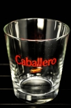 Original Caballero Likör, The spirit of Spain, Tumbler Gläser NEU