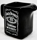 Jack Daniels Whisky Pitcher, Wasser Karaffe, kleine Ausführung, schwarz