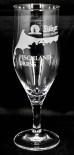 Lübzer Bier Ritzenhoff Leuchtturm Pokal Bier Glas, Fischlanddars