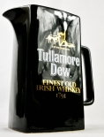Tullamore Dew Whisky, Pitcher, Krug, Krüge, Porzellan, dunkelgrün