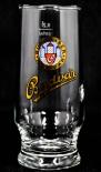 Budweiser Bier Brauerei Glas Becher Budvar 0,2l