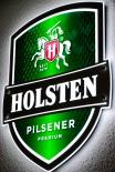 Holsten Pilsener Bier, LED Leuchtreklame, Neu OVP, Hamburg