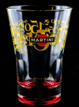Martini Likör Glas Tumbler 150 Jahre, In the Rocks