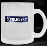 Becherovka Kräuterlikör, Vodka, Becher, Kaffeebecher saniert , Tasse, NEU
