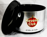Havana Club Rum, 10l Eiswürfelkühler, Eisbox, Eiswürfelbehälter, Aluminium