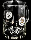 Warsteiner, Bier, Glaskaraffe, Pitcher, 1,5l Das einzig Wahre