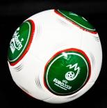 Carlsberg Bier, Fußball / Ball, EURO 2008, kleine Ausführung, grün / weiß