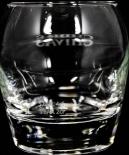Chivas Regal Glas / Gläser, Tumbler, Whiskeyglas, weiß Smiley Lächelndes Glas