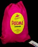 Paloma Lemonade Gymsac, BagBase, pink, 11 Liter, wasser resistent