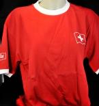 Rivella Limonade, T-Shirt, Shirt Jim Bob, Men, Rund-Ausschnitt, Gr. XL
