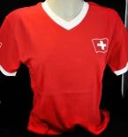Rivella Limonade, T-Shirt, Shirt Jim Bob, Men, V - Ausschnitt, Gr. XL