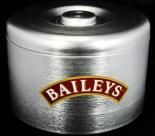 Baileys Likör, Edelstahl Eiswürfelkühler, Eisbox, Eiswürfelbehälter