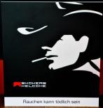Marlboro Tabak, Werbeschild Scherenschnitt Design, Schild, SEHR HOCHWERTIG!