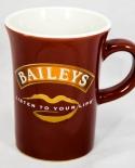 Baileys Likör, Kaffeebecher, Becher, Tasse Listen to your Lips