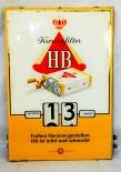 Original HB Tabak, Unendlicher / Ewiger Kalender